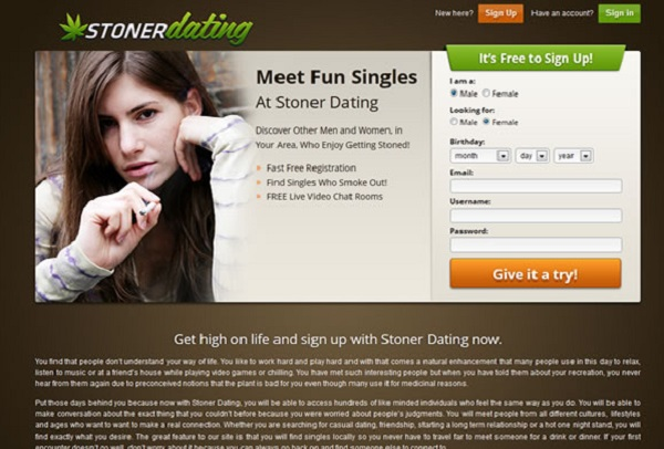 Stoner Dating