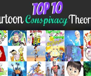 Ten Cartoon Conspiracy Theories That Really Make You Think