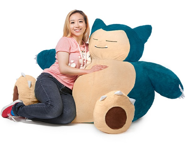 Pokémon Character Snorlax Beanbag Chair