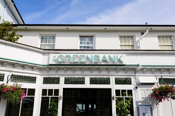 The Greenbank Hotel, Harbourside, Falmouth