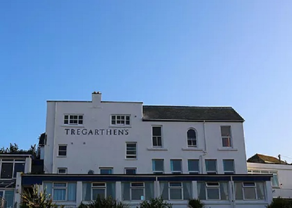 Tregarthen's Hotel, Garrison Hill, Isles of Scilly