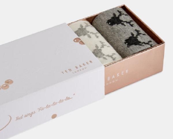 Ted Baker London TINSE Sock Gift Sets (Her)