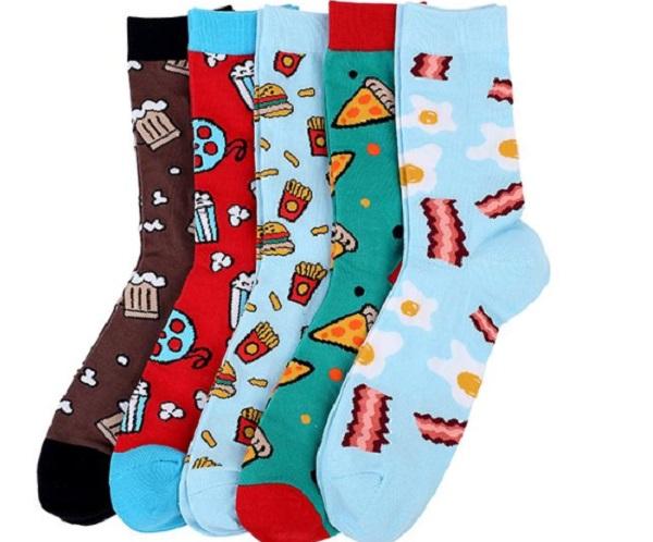 Food And Beer Novelty Sock Gift Sets (Him)