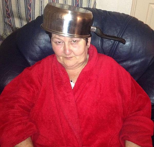 Pan on Nan's Head