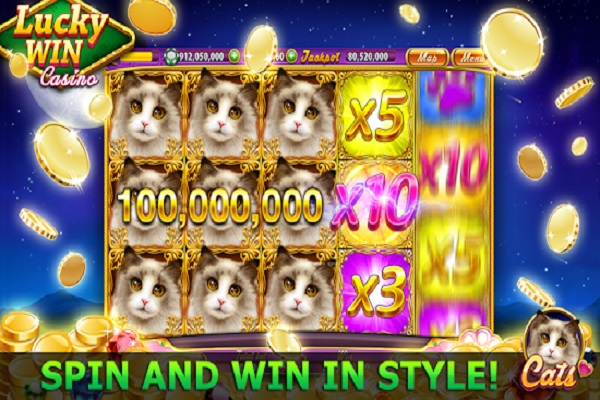 Lucky Win Casino for Android