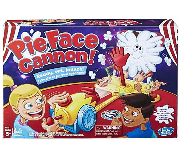 Pie Face Cannon Party Game