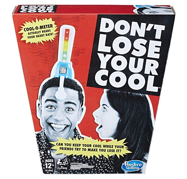 Don't Lose Your Cool Party Game