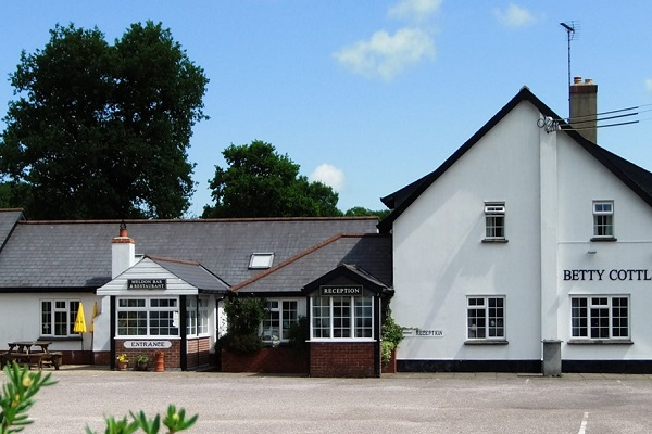Betty Cottles Inn, Tavistock Rd, Okehampton
