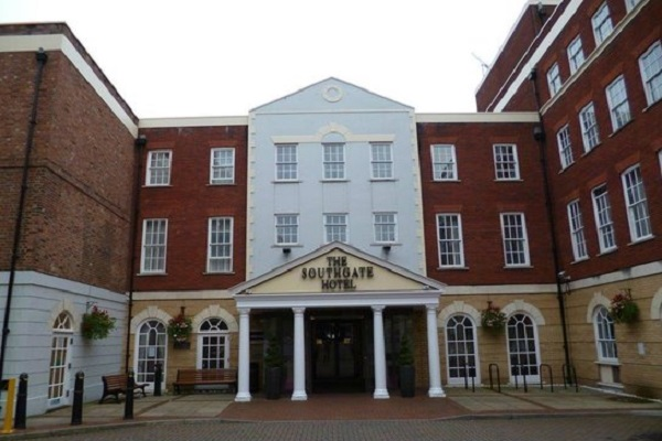 Mercure Exeter Southgate Hotel, Southernhay East, Exeter