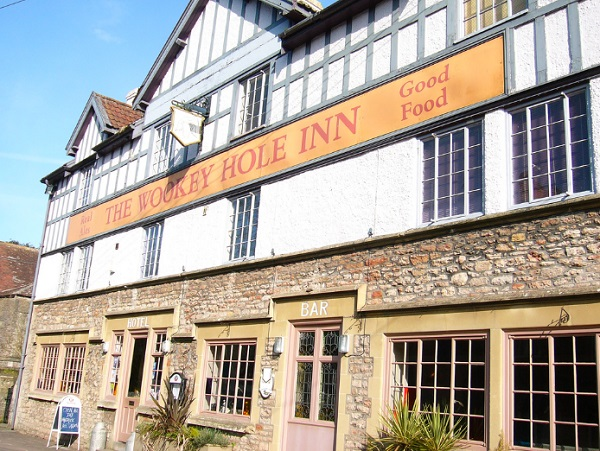 The Wookey Hole Inn, Wookey Hole, Wells