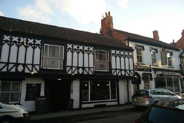 The Tudor Hotel and Restaurant, Mary St, Bridgwater