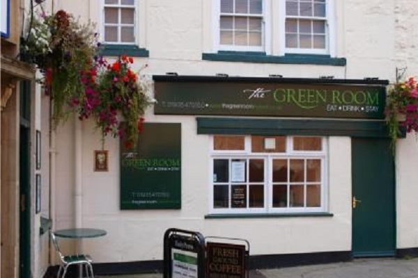 The Green Room, Wine St, Yeovil