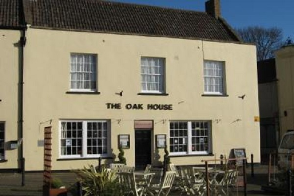 The Oak House, The Square, Axbridge