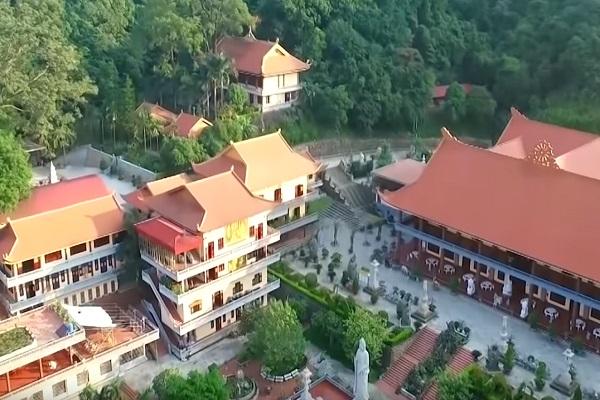 Thiền viện Trúc Lâm - The Trúc Lâm Temple