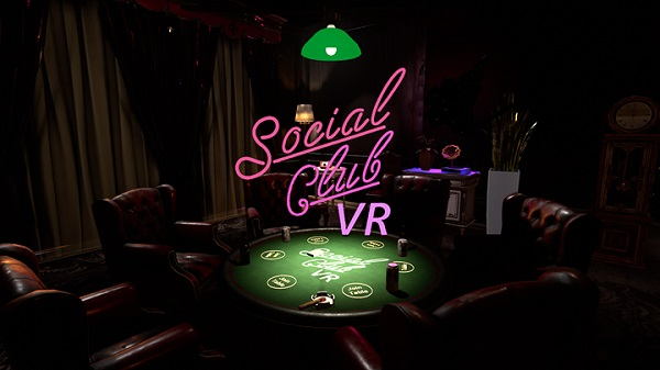 Social Club VR: Casino Nights