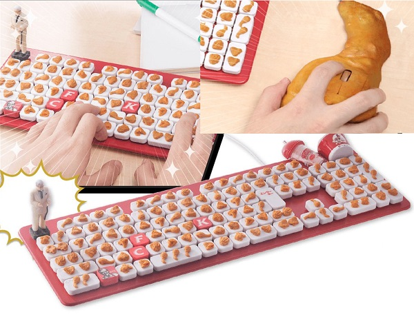 KFC Keyboard and Mouse