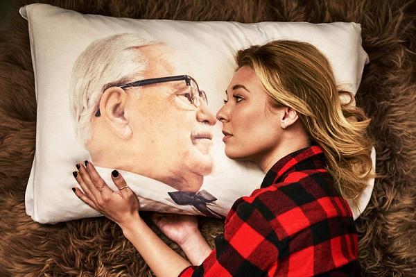 KFC Colonel Sanders Pillow