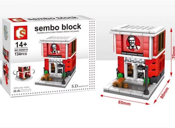 Sembo Block KFC Restaurant