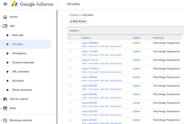 Adsense Features You Are Probably Not Utilizing - Ad Units