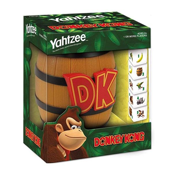 Donkey Kong Yahtzee