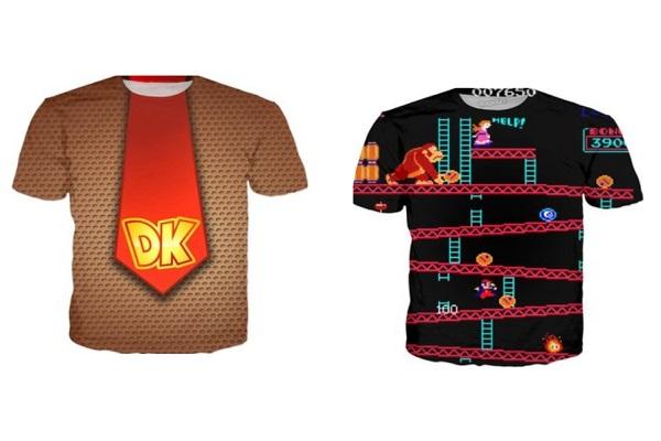 Donkey Kong Clothing