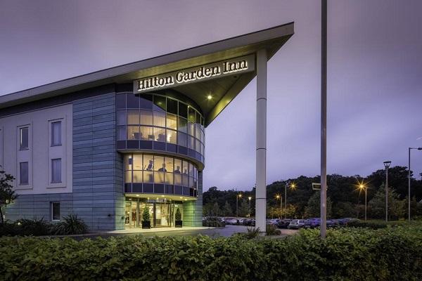 Hilton Garden Inn Luton North, Hitchin Rd, Luton