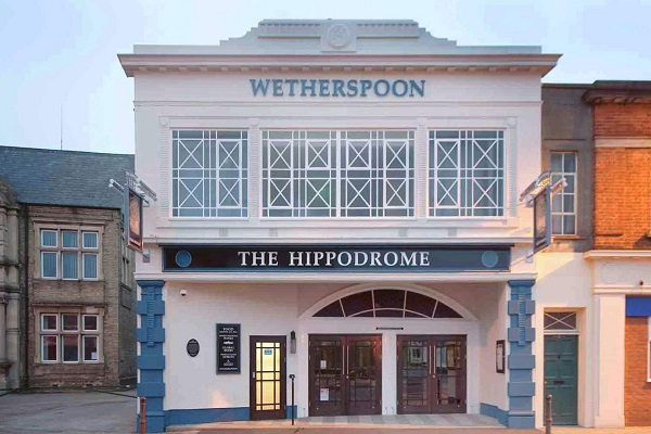 The Hippodrome, Dartford Road, March