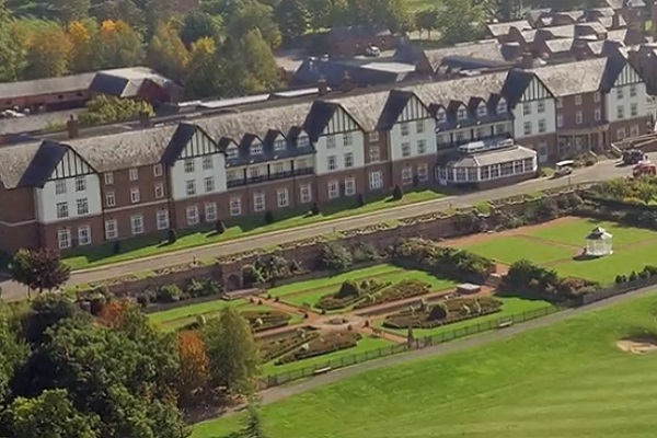 Carden Park Hotel, Broxton Road, Chester