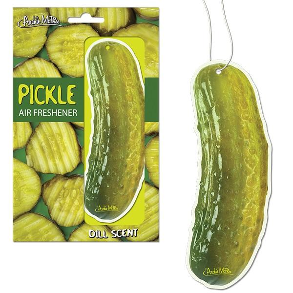 Pickle Car Air Freshener