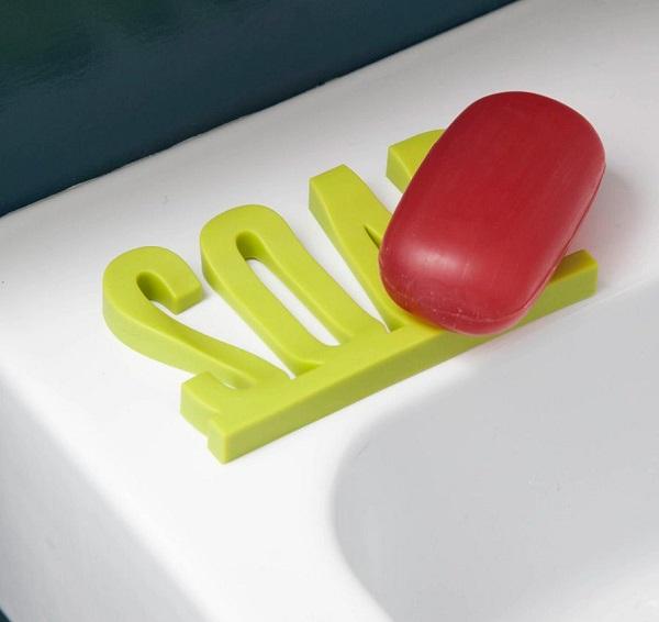 SWAP Spells Lovely Soap Dish