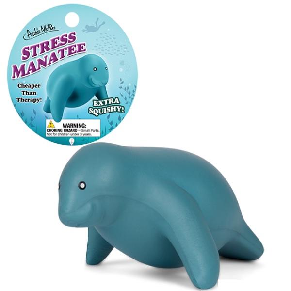 Manatee Squishy Stress Toy
