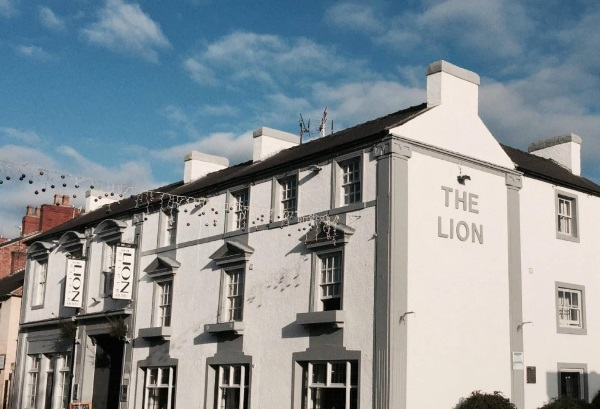 Lion Hotel, Bridge Street, Belper