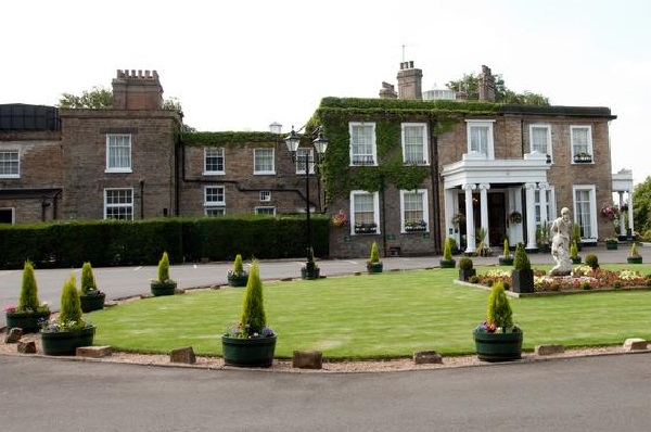 Ringwood Hall Hotel & Spa, Brimington, Chesterfield