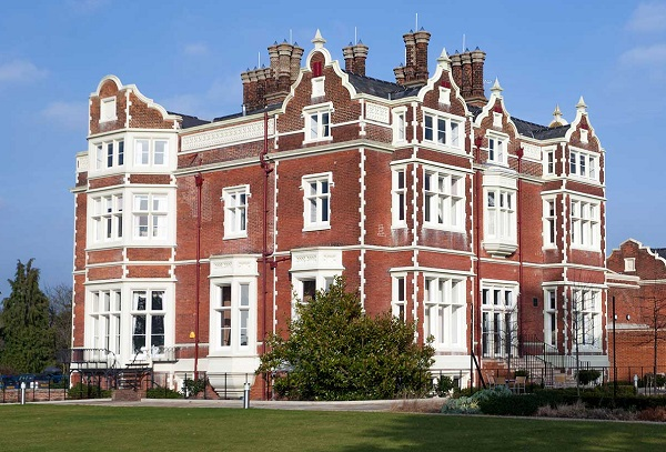 Wivenhoe House Hotel, Wivenhoe, Colchester
