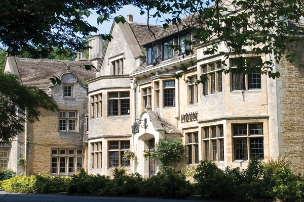 The Hare and Hounds Hotel, Westonbirt, Tetbury