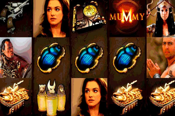 The Mummy Online Slot Game