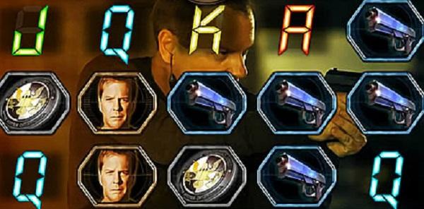 24 Online Slot Game