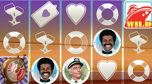 The Love Boat Online Slot Game