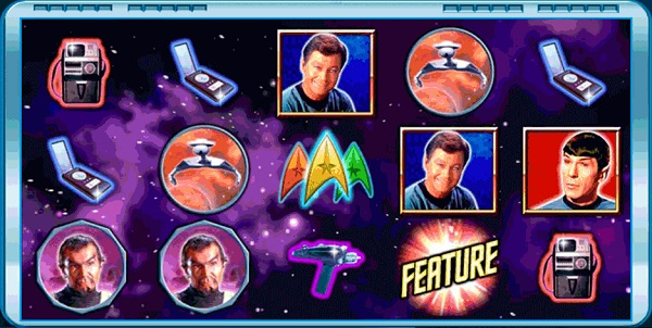 Star Trek Online Slot Game