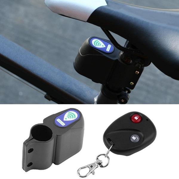Anti-Theft Bicycle Alarm