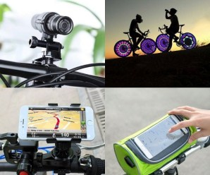 Ten Amazing Accessories for Your Bicycle to Make It More Awesome