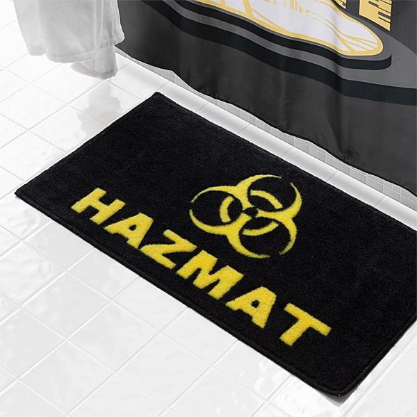 Hazmat Bathmat