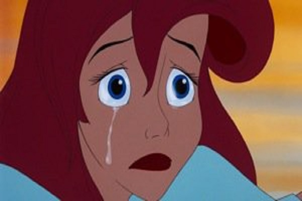 Ariel From The Little Mermaid - Kleptomania Disorder