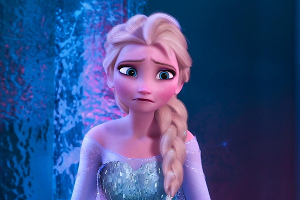 Else From Frozen - Agoraphobia