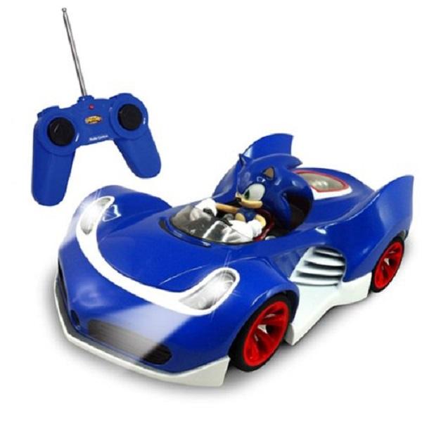 Sonic the Hedgehog RC Toy Car