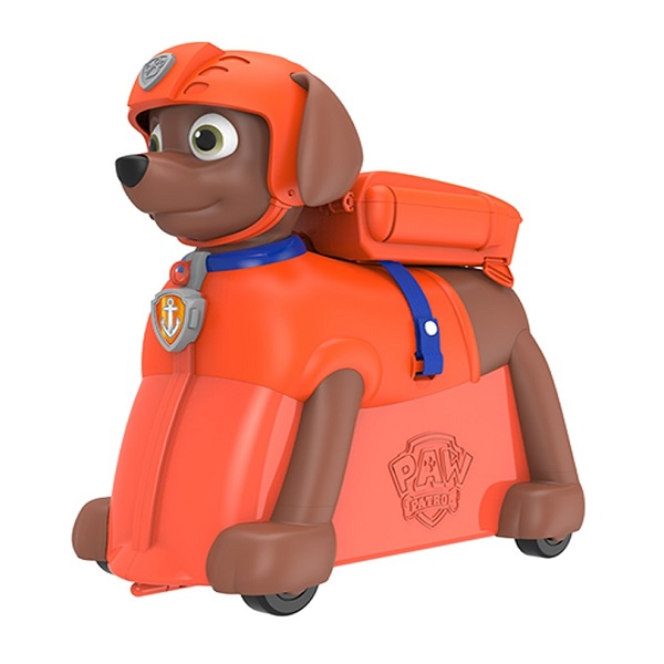 Paw Patrol Ride-On Suitcase for Children