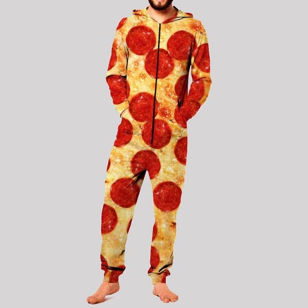 Pizza Jumpsuit