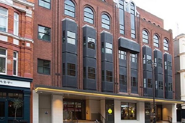 Hub by Premier Inn, St Martin's Lane, Charing Cross