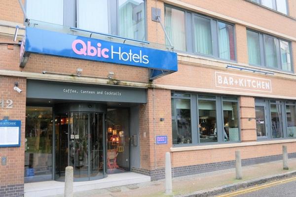 Qbic Hotel London City, Adler St, Whitechapel
