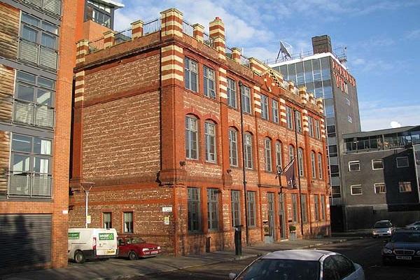 Great John Street Hotel, Great John Street, Manchester